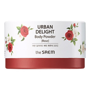 Пудра для тела Urban Delight Body Powder [Rose]