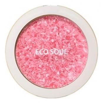 Румяна компактные 01 Eco Soul Carnival blush 01 Rose