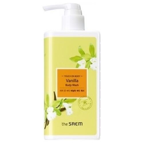 Гель для душа ванильный TOUCH ON BODY Vanilla Body Wash