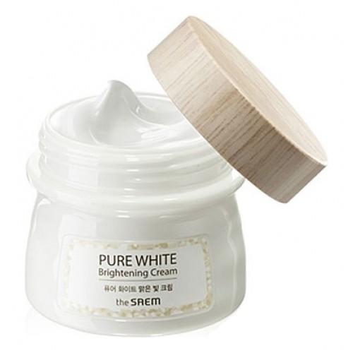 Крем осветляющий с эффектом сияния Pure White Brightening Cream