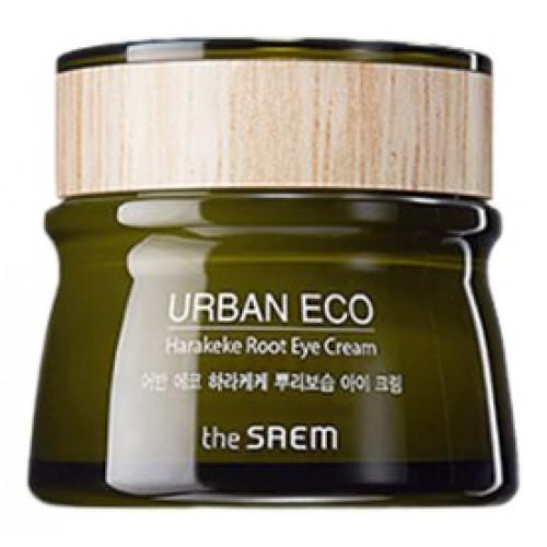 Крем для глаз с экстрактом корня новозеландского льна Urban Eco Harakeke Root Eye Cream PROMO