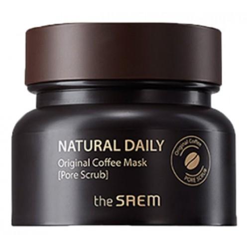 Маска для лица кофейная Natural Daily Original Coffee Mask