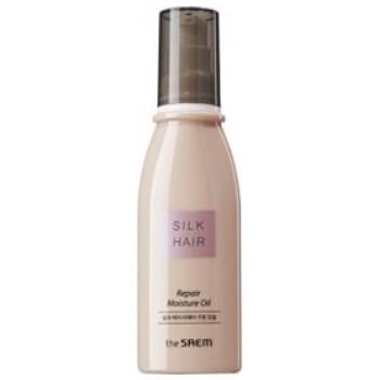 Увлажняющее масло для волос Silk Hair Repair Moisture Oil