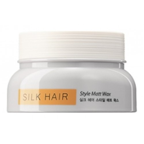 Воск для волос матовый SILK HAIR Style Matte Wax