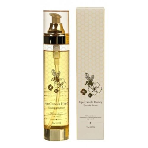 Сыворотка с экстрактом меда канола Jeju Canola Honey Essential Serum