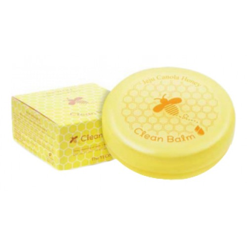 Бальзам очищающий медовый Jeju Canola Honey Clean Balm