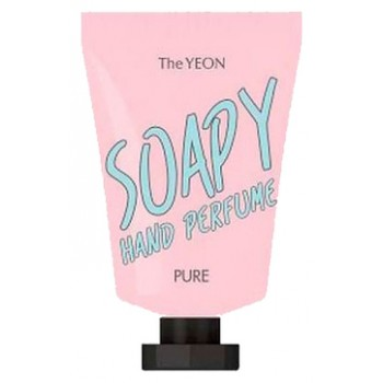 Крем для рук парфюмированный Soapy Hand Perfume [Pure]