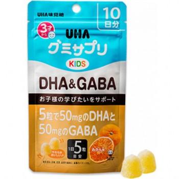 Омега-кислоты и ГАМК для детей со вкусом мандарина