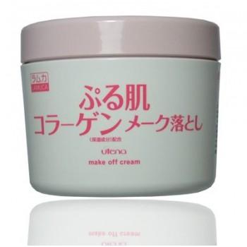 Крем для снятия макияжа с тремя видами коллагена и гиалуроновой кислотой