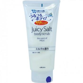 Молочный скраб для тела на основе соли