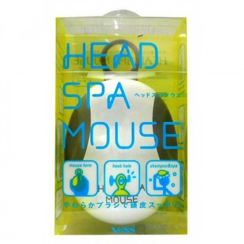 Массажёр для кожи головы «компьютерная мышь»