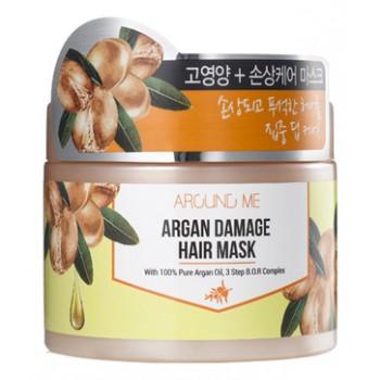 Маска для поврежденных волос Around me Argan Damage Hair Mask