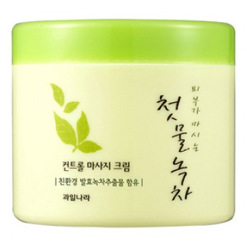 Крем массажный Green Tea Control Massage Cream