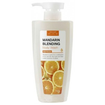 Гель для душа Around me Mandarin Blending Body Wash