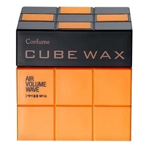 Воск для укладки волос Confume Cube Wax Air Volume Wave