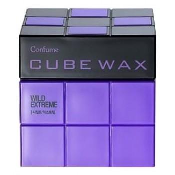 Воск для укладки волос Confume Cube Wax Wild Extreme