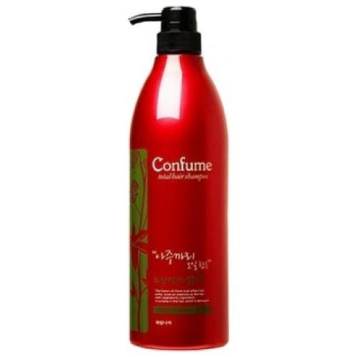 Шампунь для волос c касторовым маслом Confume Total Hair Shampoo