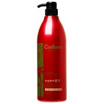 Кондиционер для волос c касторовым маслом Confume Total Hair Rinse