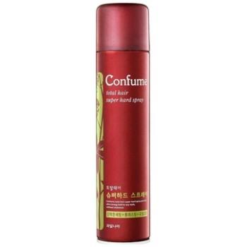 Лак для волос сильной фиксации Confume Total Hair Superhard Spray