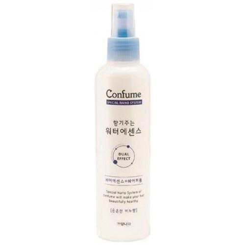 Спрей для волос увлажняющий парфюмированный Confume Perfume Water Essence (Soap)
