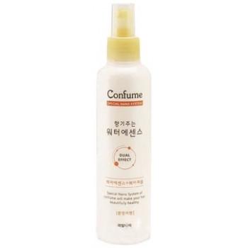 Спрей для волос увлажняющий парфюмированный Confume Perfume Water Essence (White Rose)