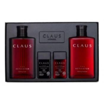 Набор для лица уходовый успокаивающий Kwailnara Claus The Activator Calming Set 2