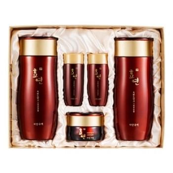 Набор для лица уходовый Hyo Yeon Jayang Skin Care 2 Items Set