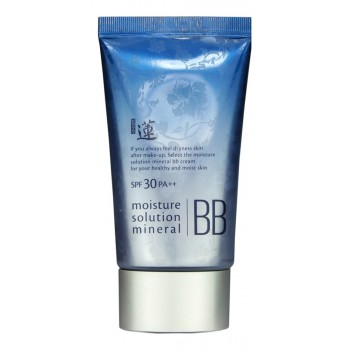 ББ крем минеральный Lotus Moisture Solution Mineral BB Cream