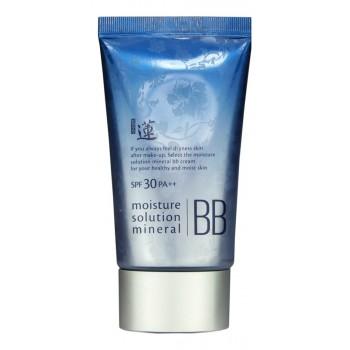 ББ крем минеральный Lotus Moisture Solution Mineral BB Cream