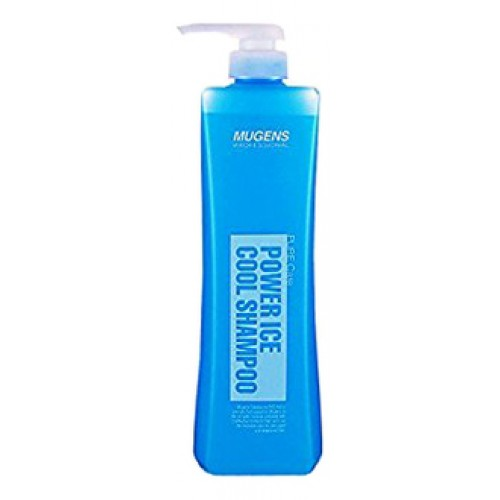 Шампунь для волос охлаждающий Mugens Power Ice Cool Shampoo