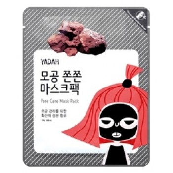 Маска для лица тканевая от расширенных пор PORE CARE MASK PACK