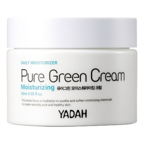 Крем для лица увлажняющий PURE GREEN MOISTURIZING CREAM