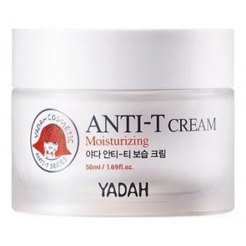Крем увлажняющий для жирной кожи лица ANTI-T MOISTURIZING CREAM