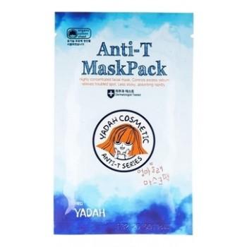 Маска для проблемной кожи ANTI - T MASK PACK
