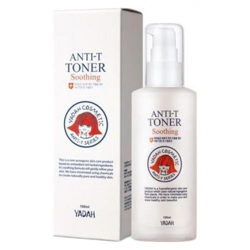 Тоник для проблемной кожи ANTI-T TONER