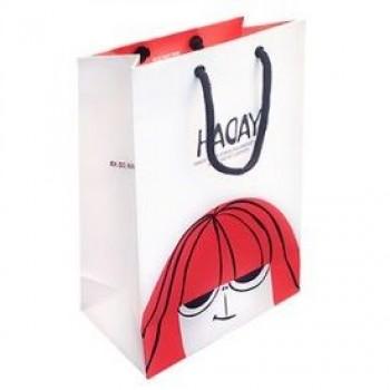 Пакет бумажный SHOPPING BAG