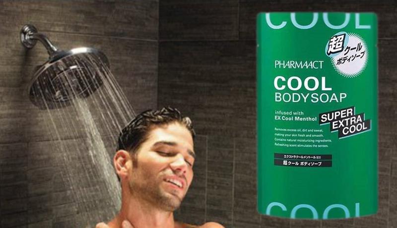 Мужское мыло для душа