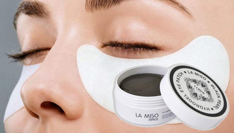 Японские маски для глаз