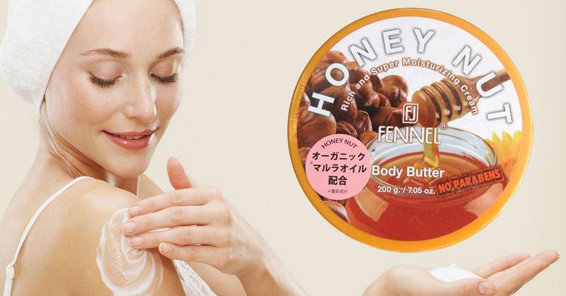 Корейский крем для тела