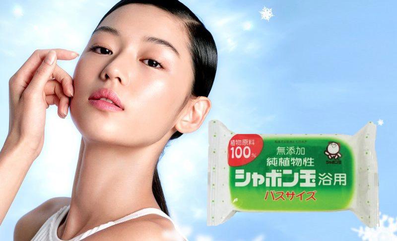 Корейское мыло для лица