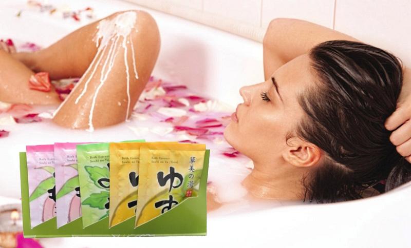 Корейская соль для ванны