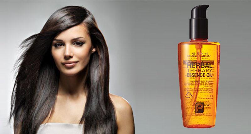 Японское масло для волос