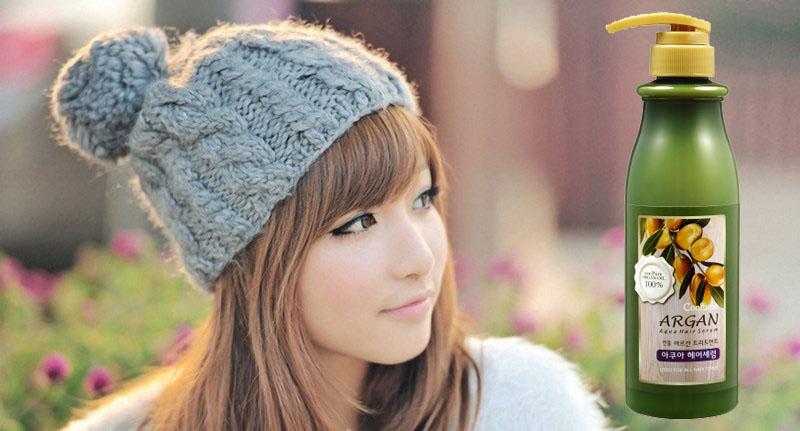 Уход за волосами корейской косметикой