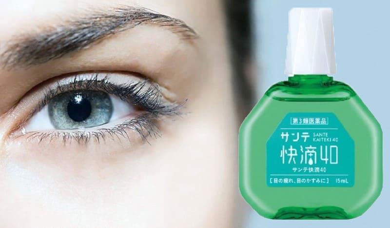 Как пользоваться японскими каплями для глаз?